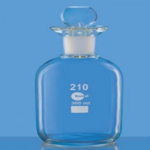 Bottles with Interchangeable Stopper 1250